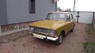 Москвич АЗЛК 412ИЭ 1974год ТАБАК