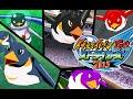 Koutei Penguin ・1 ・2 ・3 ・X ・7 ・Space - All Versions - Inazuma Eleven GO Strikers 2013
