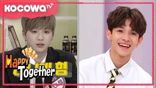 """[Happy Together] Ep 513_Samuel's experience in the dormitory on """"Produce 101"""""""