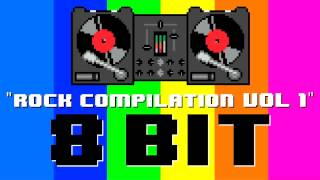 Random Rock Chiptune Compilation Vol. 1 (8 Bit Cover Version) [Tribute to Rock Hits!]