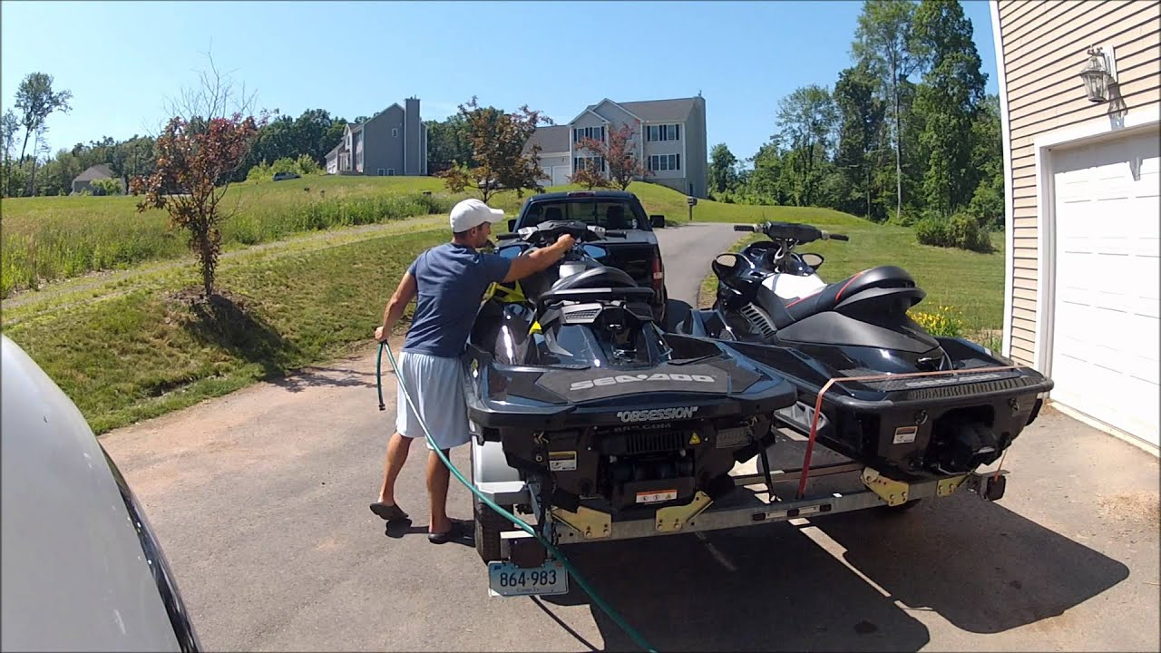 Sea Doo Rxp X 260 >> 2012 Sea Doo RXP-X 260 w/ RIVA Free Flow Exhaust vs. Stock - YouTube