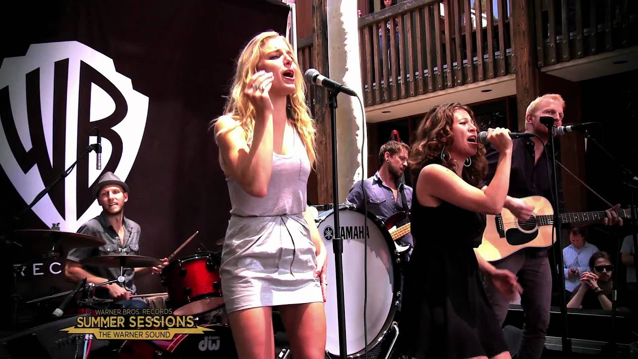 Delta Rae Quot If I Loved You Quot Live At Wbr S Summer Sessions