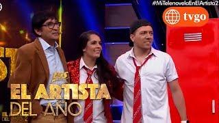 El Gran Show - El Artista del Año 2 11/08/2018 parte 3/5