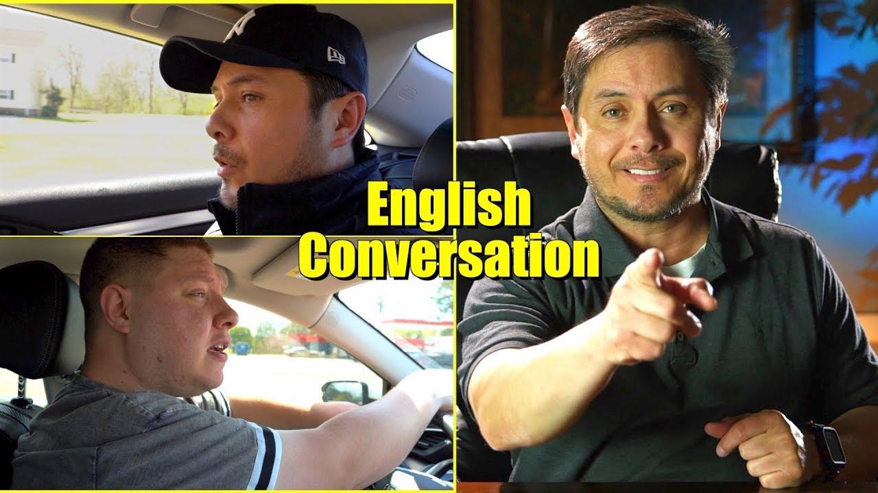 Conversacion en Inglés del uso diario | con Traducción