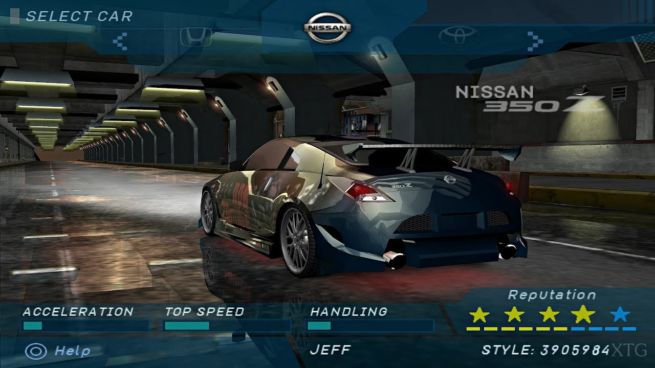 Need For Speed Underground All Cars List Ps2 Gameplay Hd Pcsx2