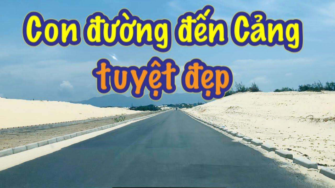 Con đường đến Cảng Bắc Vân Phong cát trắng tuyệt đẹp—Đầm Môn Quê Tôi | Vạn Ninh Khánh Hoà #106