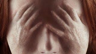 Фильм «Окулус» 2014  Тизер  Ужасы   ОНО вылезает из зеркала