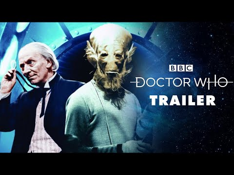 Doctor Who: 'The Sensorites' - Teaser Trailer