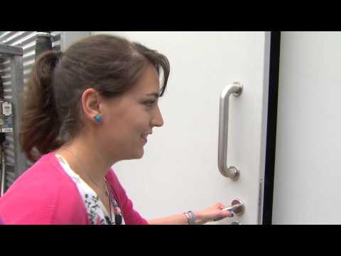 Elisa Pirovano, JRC scientist - Linear Electron Accelerator facility (GELINA)