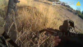 U.S. Marshals & Las Cruces Police Shooting of Juan Angel Piñedo (Additional Footage)