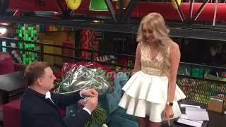 Кристина Дерябина получила предложение руки и сердца