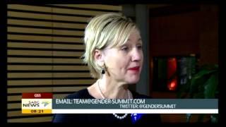 SAMRC on Africa Gender Summit
