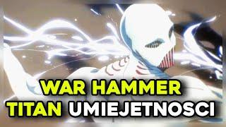 WARHAMMER TITAN - UMIEJĘTNOŚCI  - Atak tytanów | Replay ❄