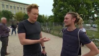Conan Gets Rejected From Berghain (Conan in Berlin)