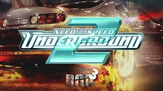'RAPGAMEOBZOR 3' - Need for Speed: Underground 2