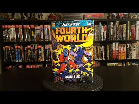 Jack Kirby's The Fourth World Omnibus Spotlight Review.