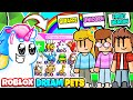 SURPRISING PEOPLE WITH THEIR DREAM PETS IN ADOPT ME! Roblox Adopt Me