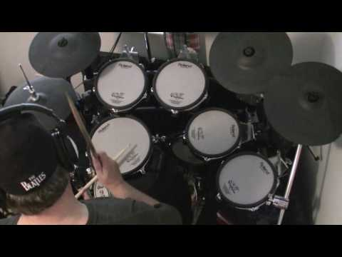 Maroon 5 - Won't Go Home Without You (Drum Cover)