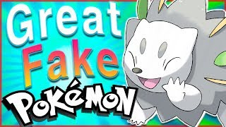 Top 10 Fan Made Pokémon That NEED to be Real