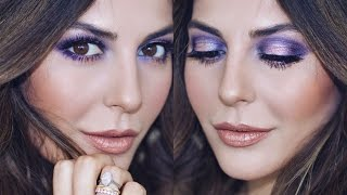 Prom Makeup Tutorial 2016 | Smokey Eye: Vice Palette