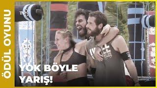 Ödül Oyununda Muhteşem Final! - Survivor 63. Bölüm