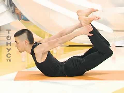 Йога с антоном ивановым видео уроки 9 урок