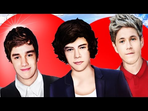 One direction sim dating games