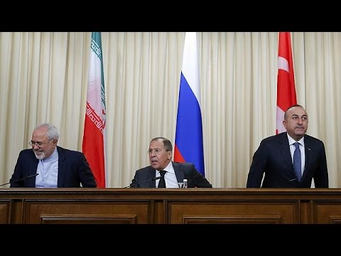 Russia, Iran and Turkey push for Syria peace plan without US or UN - economy