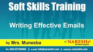 Writing Effective Emails | Soft Skills Training