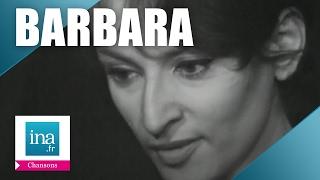 "Barbara ""Ma plus belle histoire d'amour"" | Archive INA"