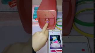 Mobiler Nageldrucker o´2 Nails - Drucker für Fingernägel