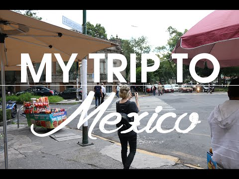My Trip To Mexico VLOG | Raquel Mendes