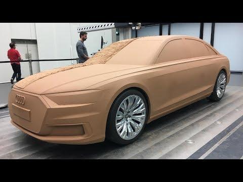 Exklusiver Rundgang im neuen Audi Design Center Ingolstadt