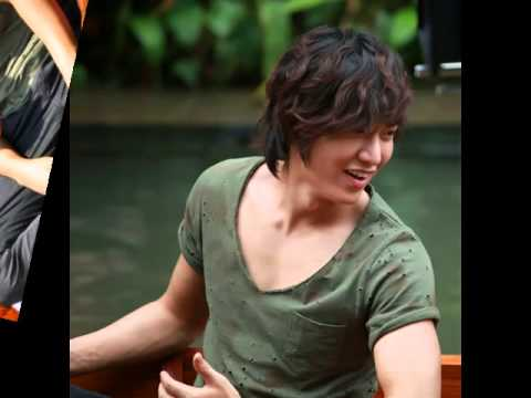 lee min ho in thailand