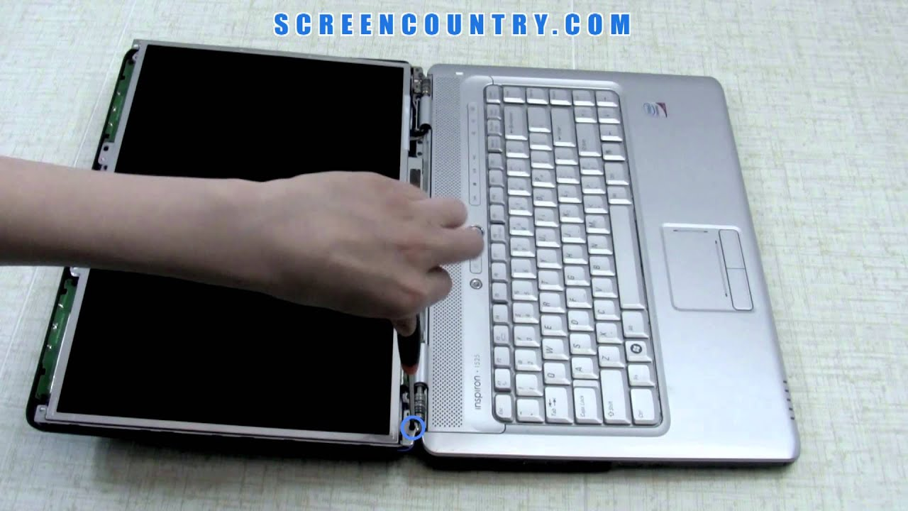 dell inspiron 1525 screen replacement tutorial how to replace lcd rh youtube com Dell Inspiron 1525 Specs Inspiron 15 7000
