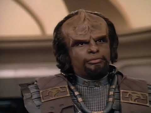 """Download """"I Am Worf Commanding the Enterprise."""" Worf"""