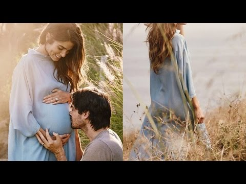 Ian Somerhalder & Nikki Reed Expecting First Child Together!