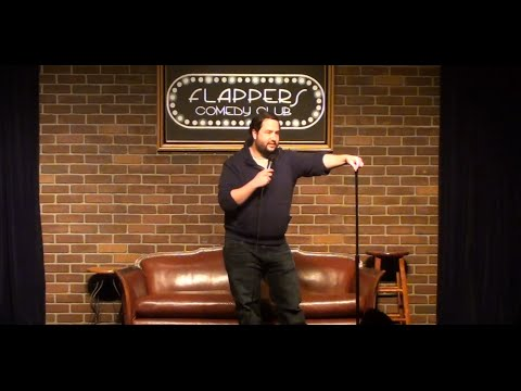 Jack Salvatore at Flappers Main Room  05.08.16