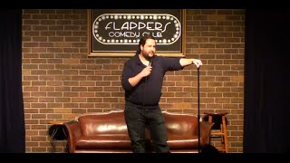 Jack Salvatore at Flappers Main Room - 05.08.16