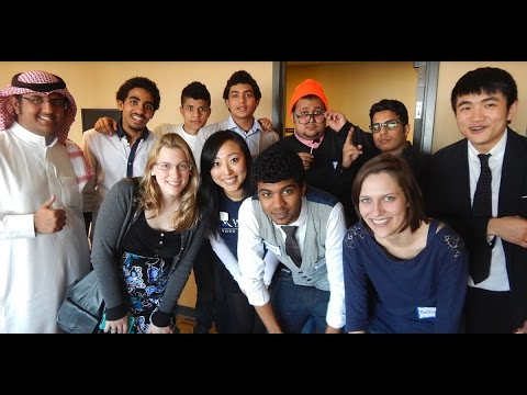 Intensive English Program at Western Washington University