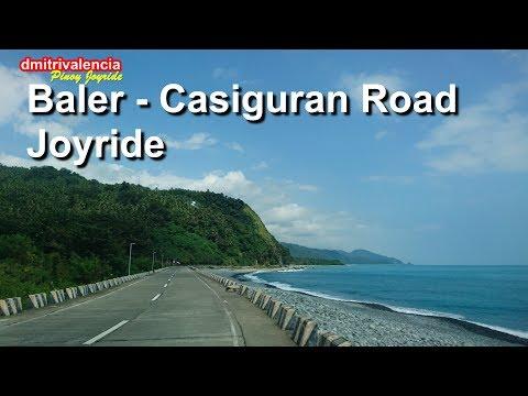 Pinoy Joyride - Baler Casiguran Road Joyride