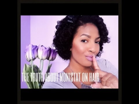 The Truth About Monistat On Your Hair & Tutorial !