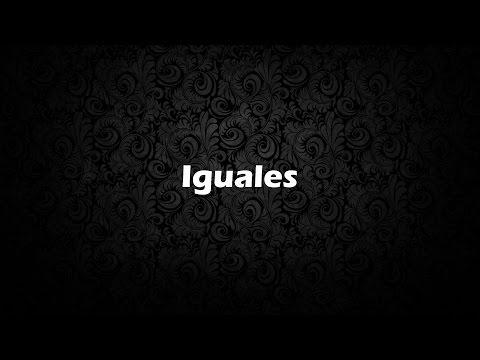 Iguales - Diego Torres (Lyric)
