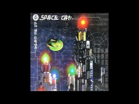 Space Cat - New Horizon