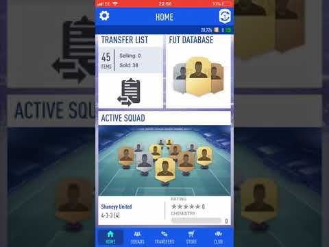 How To Snipe on Fifa 19 Companion App And Web App - YouTube