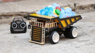 How to Make RC Dump Truck