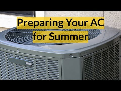 Prepare Your Air Conditioner for Summer and Save   Money