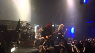 Arch Enemy - Taking Back My Soul Chile 2015 [HD]