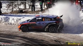 Rallye Monte Carlo 2016     Le Film 100% spectacle