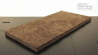 How To Make A Rockwool Sound Absorber / Acoustic Panels - Part 1 Materials
